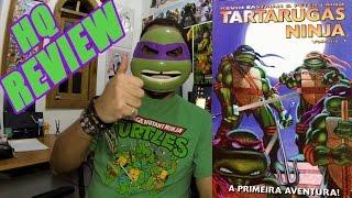 Review [quadrinhos]: Tartarugas Ninja Volume 1