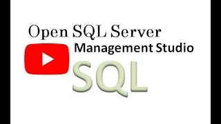 How To Execute SQL Script In SQL Server 2012