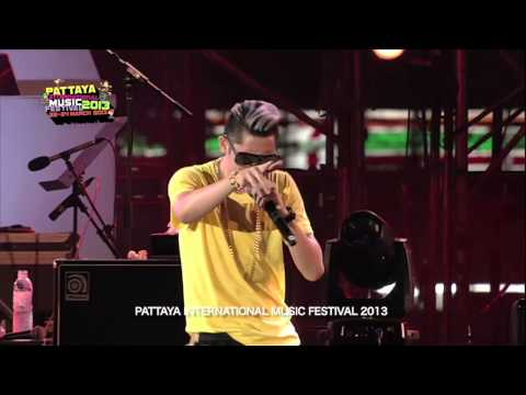Pattaya International Music Festival 2013 : Buddha Bless