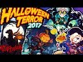 OVERWATCH HALLOWEEN TERROR EVENT SPRAYS HOW TO GET ALL OF THEM