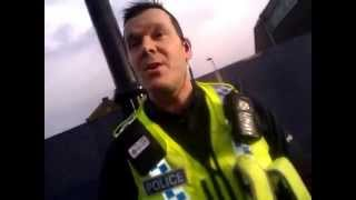 Police fail parked illegal a breach of the peace is somethin...