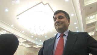 Аваков приймає виклик Правого сектора