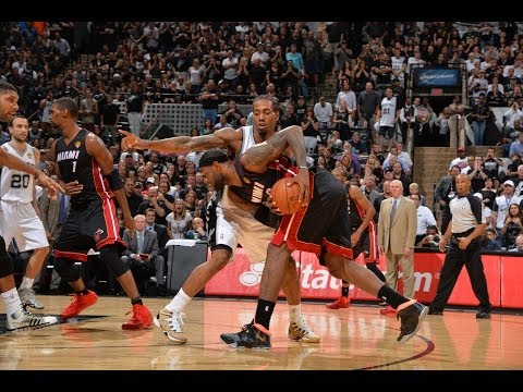 2014 NBA Finals: Game 2 Minimovie