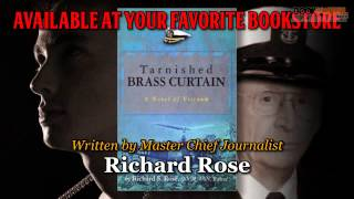 Tarnished Brass Curtain by Richard Rose