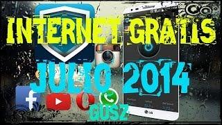 INTERNET GRATIS TELCEL JULIO 2014 100% RAPIDO