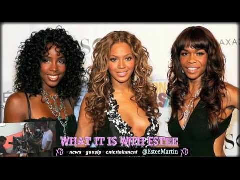 Kelly rowland Admits Jealousy of Beyonce! - Billboard Awards Sunday!