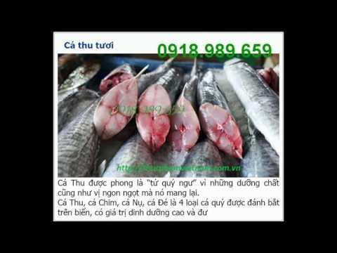 Các loại cá biển - LH 0918.989.659 , cá hồi, cá basa