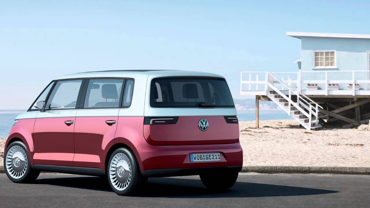 Vw Camper Van 2018 >> Volkswagen Transporter T7 - YouTube