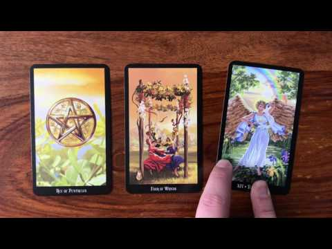 Daily Tarot Reading for 22 May 2017 | Gregory Scott Tarot
