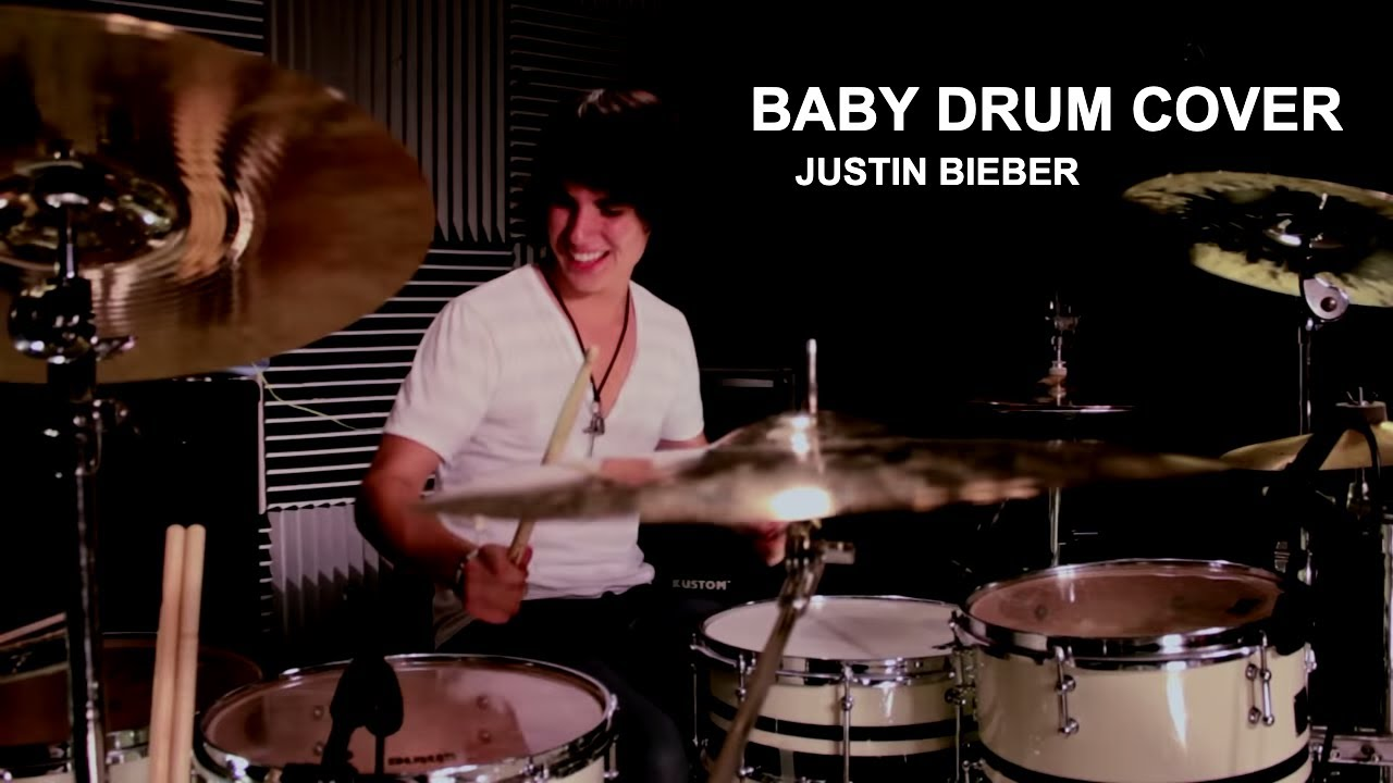 Justin Bieber Baby Drum Tab