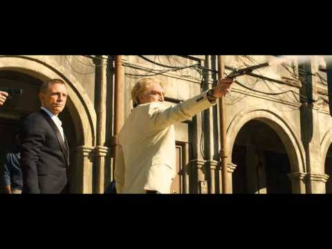 007 SKYFALL International Trailer 1080p