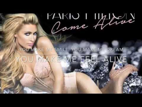Come Alive - Paris Hilton (Official Lyric Audio)