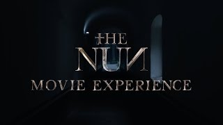 THE NUN: MOVIE EXPERIENCE | Don't Watch This In The Dark!