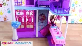 Castle Playset / Kryształowy Pałac Barbie Mariposa And