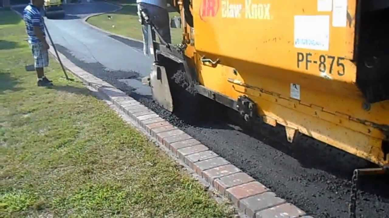 Asphalt Pavemasters Inc From Northern Virginia In Action