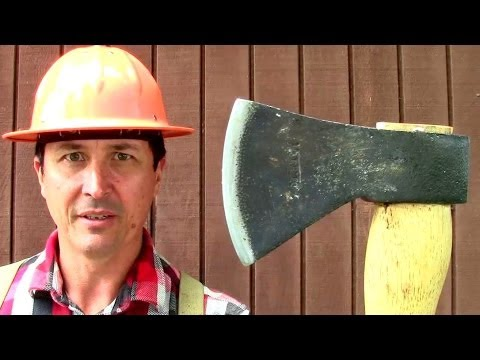 Marbles - Best Axe Under $20 Ever!