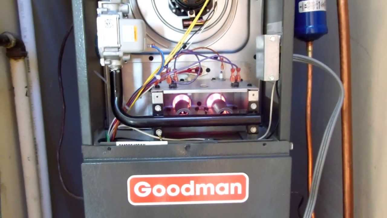 Goodman High Efficiency Furnace Installation Manual Humidifier Wiring