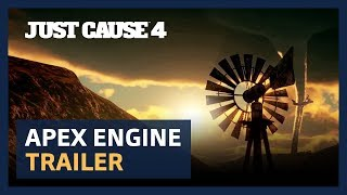 Just Cause 4 - Apex Engine Trailer