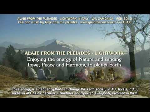 Part 19 - Pleiadian Alaje - Lightwork Italy - English Sub