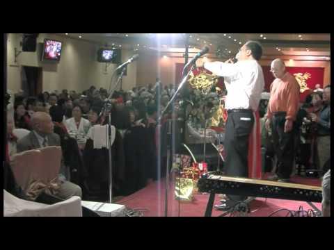 Đại Hội 2008 ngày 3, Mừng Sinh Nhật Đức Thầy, 3p2