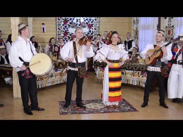 Anisoara Rad si Mihaita Fodorut  -  Ceteruca lu'  Mihai
