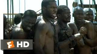 Amistad (2/8) Movie CLIP The Middle Passage (1997) HD