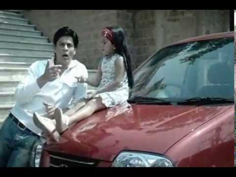 Santro Xing- A Shah Rukh Khan Advertisement