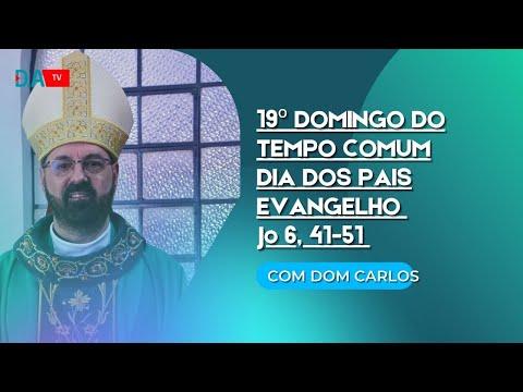 19º DOMINGO DO TEMPO COMUM