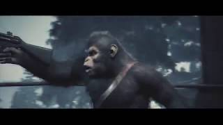 Planet of the Apes: Last Frontier - Megjelenés Trailer