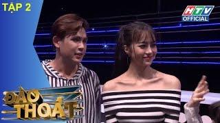 HTV ĐÀO THOÁT | Tim chơi gameshow cùng hotgirl Thái Ngọc San | DT #2 FULL | 17/4/2018