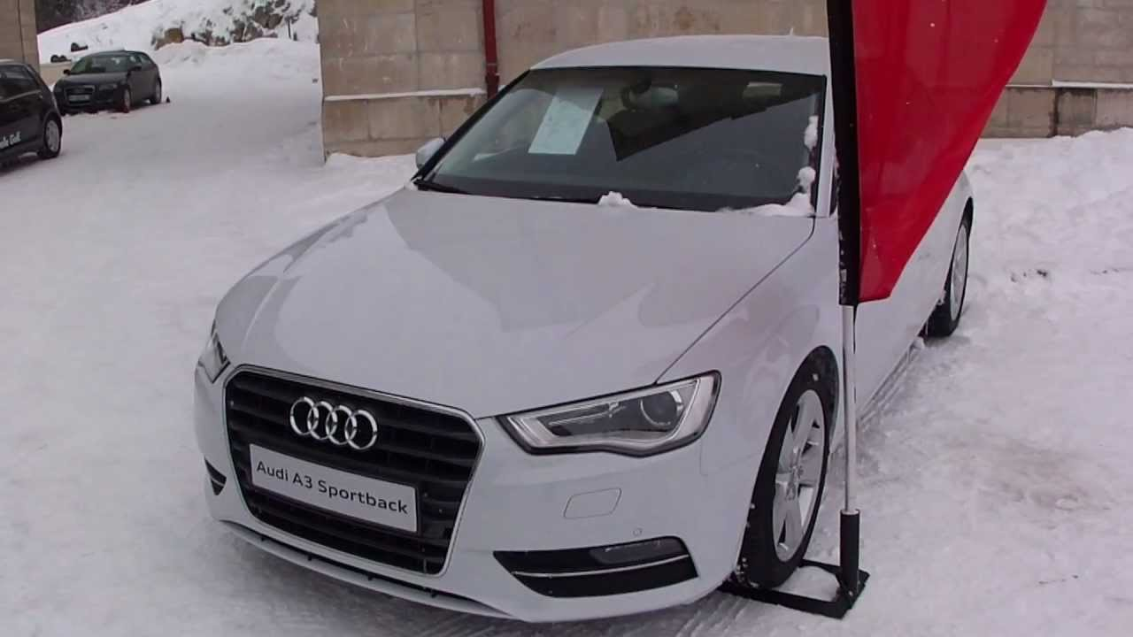 new audi a3 sportback 2013 phase 3 youtube. Black Bedroom Furniture Sets. Home Design Ideas