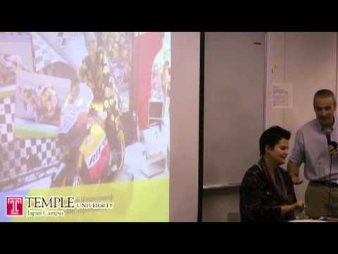 Public Lecture Video (11.11. 2013) Nancy Snow - Japan: The Super Nation Brand