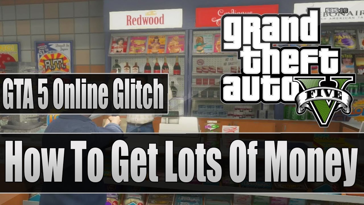 GTA 5 Online - Make Millions Online ! GTA 5 How To Get ...