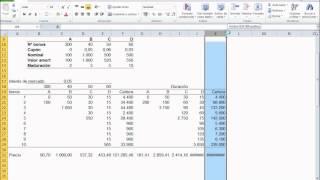 umh5030 2013-14 Lec009 Cálculo del riesgo en los bonos con Excel