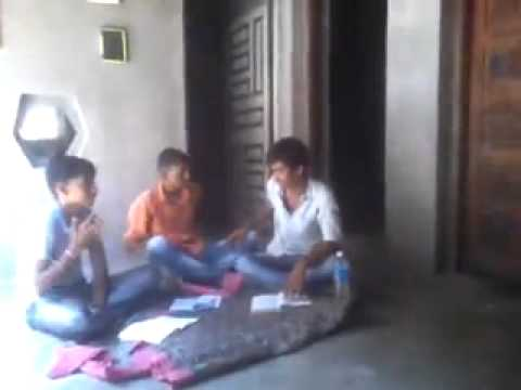 Kurram students funny video