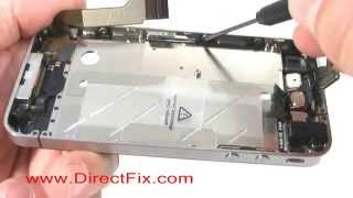 How To: Replace IPhone 4 Screen DirectFix.com