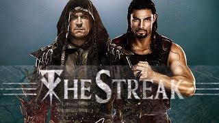 "WWE 2K14 Defeat The Streak ""Roman Reigns"" (Beating"