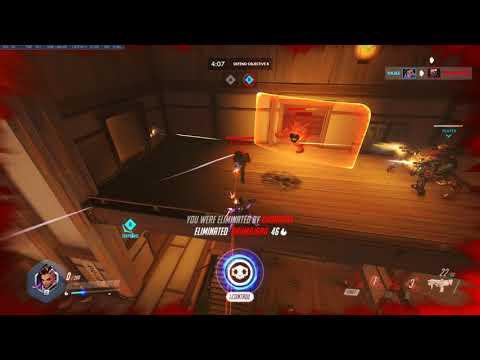 Overwatch Sombra Glitch - Translocator Off