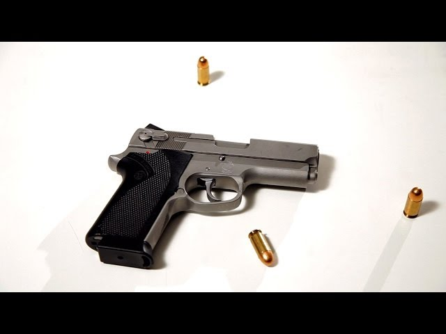 How to Assemble a Smith & Wesson .45 | Gun Guide