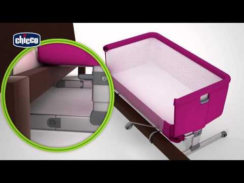 Chicco Next 2 Me Crib Chicco Nursery Furniture At W H Watts
