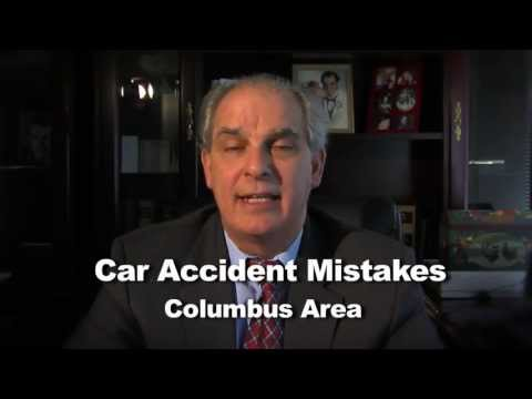 5 Critical Mistakes Columbus Car Accident Victims Make