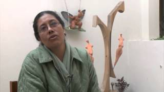 Cortos desde la Casa: en al Área de la Mujer, Signos Formas y Color