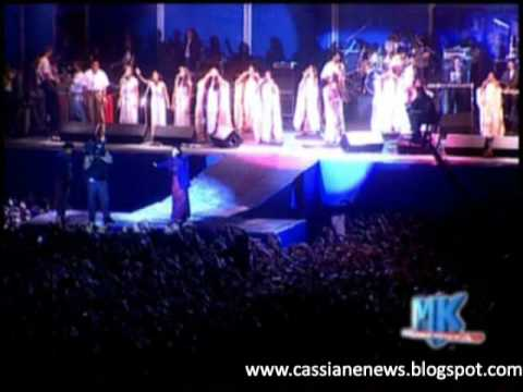 Cassiane - Imagine (ao vivo) Canta Rio 98