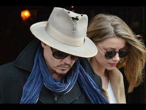 Johnny Depp And Amber Heard (2014) - Want You to Check Out Their Love