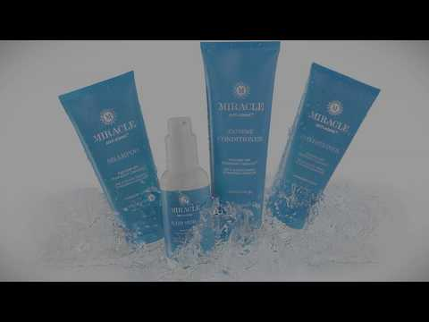 Miracle Anti-Aging Hair Care by Robert Heiman