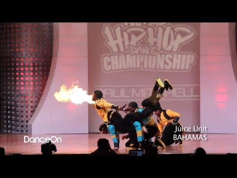 Top 16 Dance Moments at Hip Hop International 2011