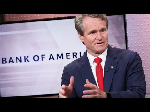 BofA CEO Brian Moynihan on the bank's response to coronavirus