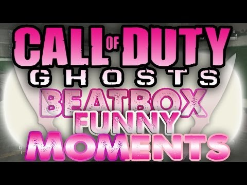 I'M ON DRUGS!!! - Beatbox Funny Moments #3 (COD GHOSTS)