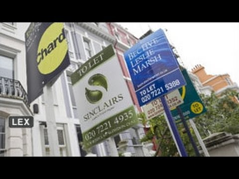 London prime property prices at risk