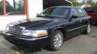 2003 Mercury Grand Marquis LS Ultimate Edition Start Up, In Depth Tour, and Test Drive videos